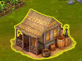 Golden Frontier Clyde's House