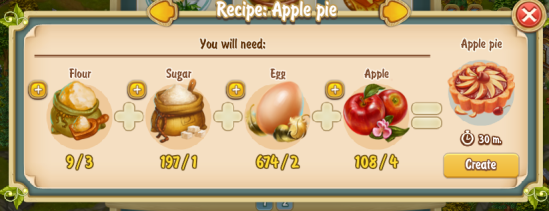 Golden Frontier Apple Pie Recipe