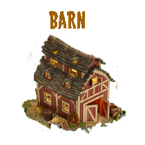Golden Frontier Barn