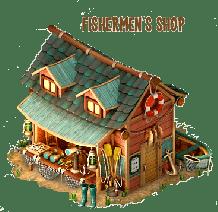 Golden Frontier Fishermen's Shop