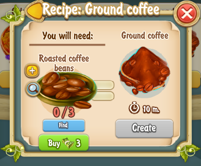 Golden Frontier Ground Coffee Recipe