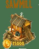 Golden Frontier Sawmill