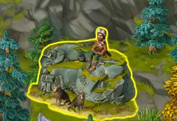 Golden Frontier the Rock