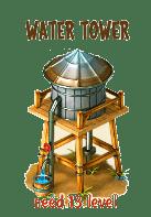 Golden Frontier Water Tower