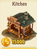 Golden Frontier Kitchen