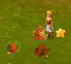 Golden Frontier Barn Post Reward
