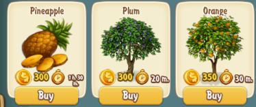 Golden Frontier New Crops