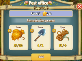 Golden Frontier Post Office Stage 1