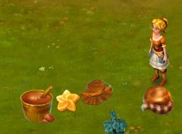 Golden Frontier Pottery Post Reward
