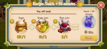Golden Frontier Snack Recipe