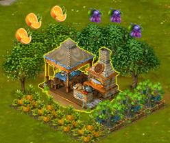 Golden Frontier Summer Kitchen Update