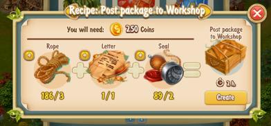 Golden Frontier Workshop Post Package