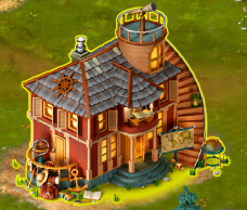 Golden Frontier Writer's House