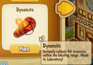 Dynamite 1