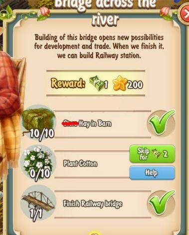 Golden Frontier Bridge Across The River Quest