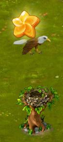 Golden Frontier Eagle's Nest