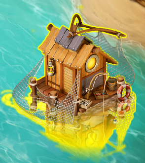 Golden Frontier House Boat