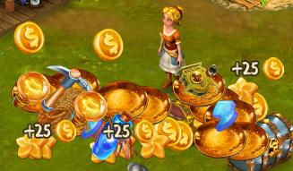 Golden Frontier Gold Chest Rewards