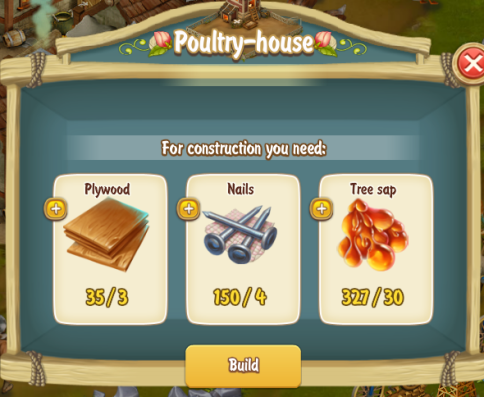 Golden Frontier Poultry House Stage 1