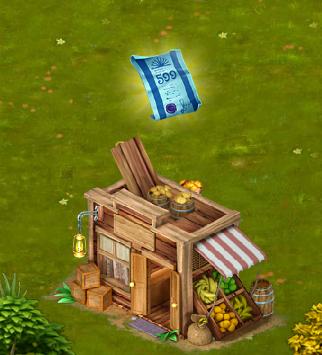 Golden Frontier Shop Rewards