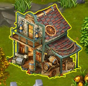 Golden Frontier Solid Gold Huntsmen House