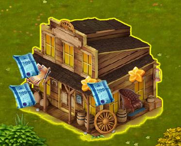 Golden Frontier Tavern Rewards