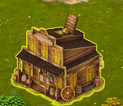 Golden Frontier Tavern