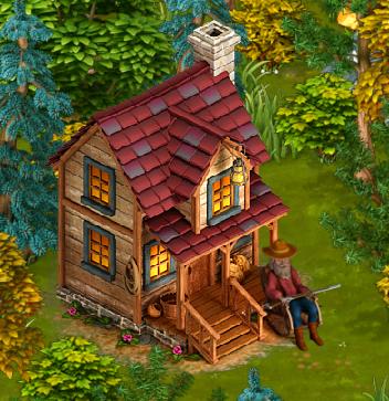 Golden Frontier Tom's House
