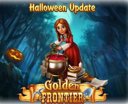 Golden Frontier Halloween Update