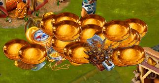Golden Frontier Totem Level 0 Rewards