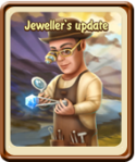 Golden Frontier Jeweler's Update