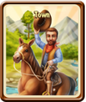 Golden Frontier Town Update