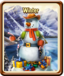 Golden Frontier Winter Update