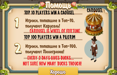 Top 100 prizes
