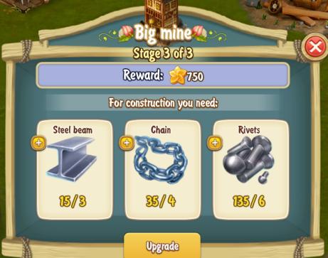Golden Frontier Big Mine Stage 3