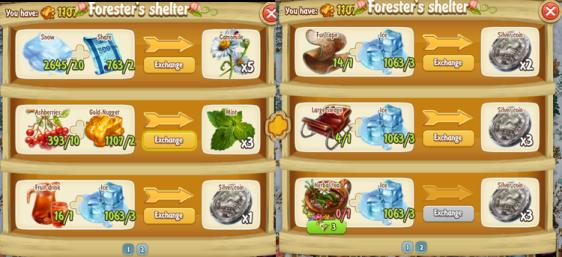 Forester's Shelter