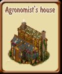 Golden Frontier Agronomist's House