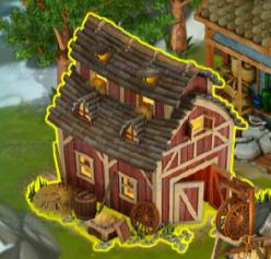 Golden Frontier Barn