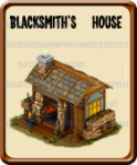 Golden Frontier Blacksmith's House