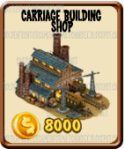 Golden Frontier Carriage Building Shop