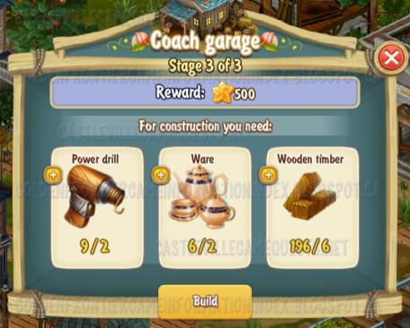 Golden Frontier Coach Garage Stage 3