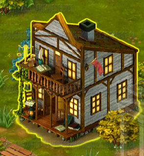 Golden Frontier Courthouse