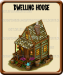 Golden Frontier Dwelling House