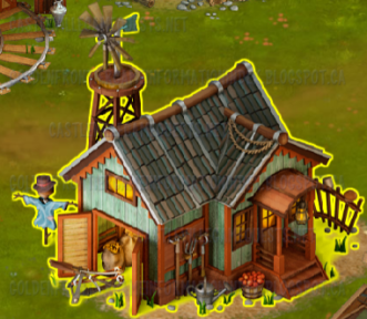 Golden Frontier Farmer's House (built)