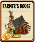 Golden Frontier Farmer's House