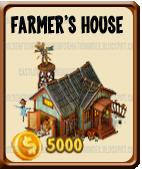 Golden Frontier Farmer's House