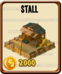 Golden Frontier Farmer's Stall