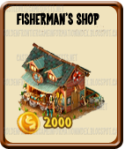 Golden Frontier Fisherman's Shop