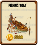 Golden Frontier Fishing Boat