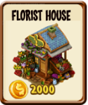 Golden Frontier Florist House